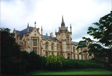 Bucknell In Northern Ireland -- Program Location