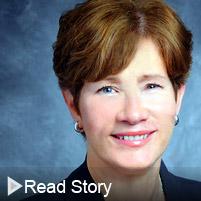 Click to read Dianne Brown Elderkin's alumni story