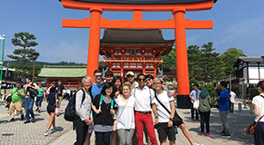 A New Summer Program: Sustainability in Japan