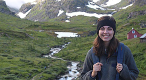 Student Profiles: Zoe Russell '17