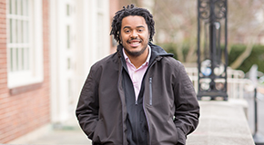 Student Profile: James Richardson '17