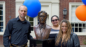 Bucknell's First African-American Grad
