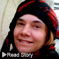 Click to read Amber Elizabeth Gray's alumni story