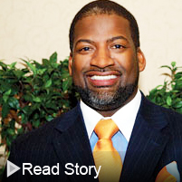 Click to read Kirby Spivey's alumni story