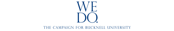 We Do: The Campaign for Bucknell University