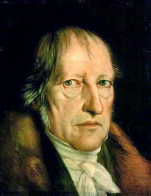 Philosophe Hegel
